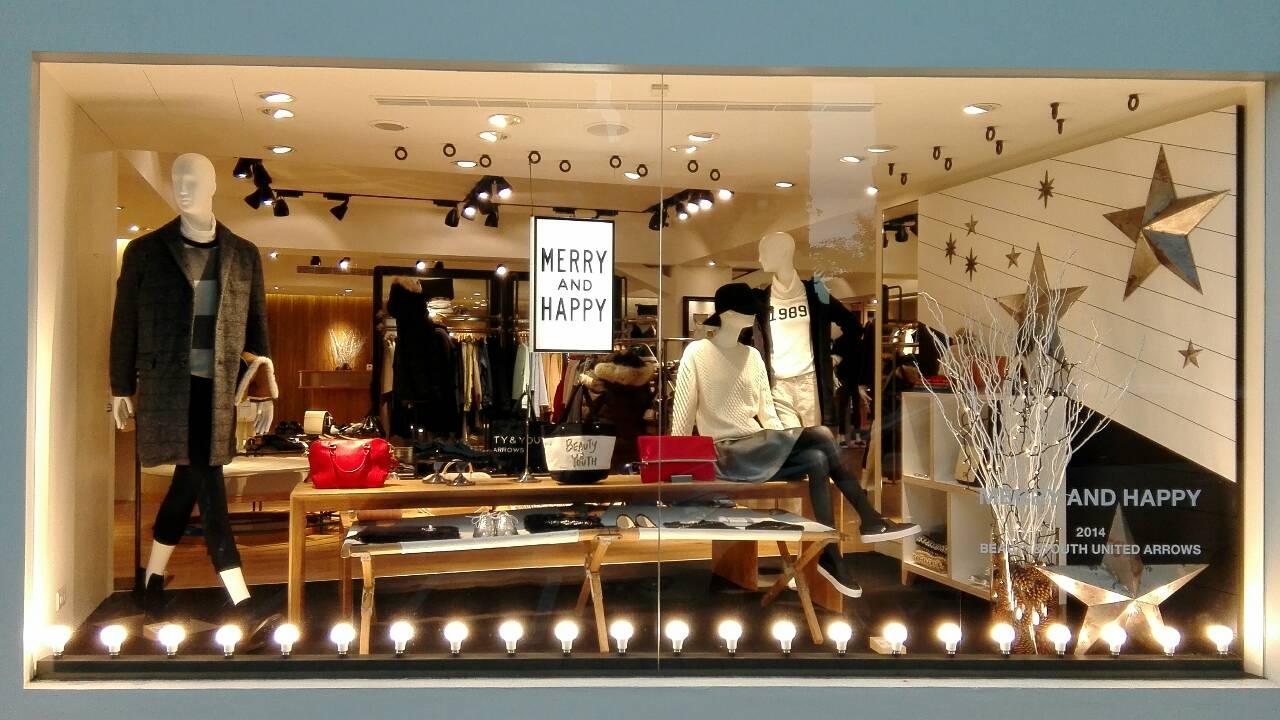 品牌專櫃/櫥窗設計